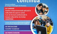 """Universitatea Danubius organizează """"Cursuri de formare continuă în cele mai interesante domenii"""""""