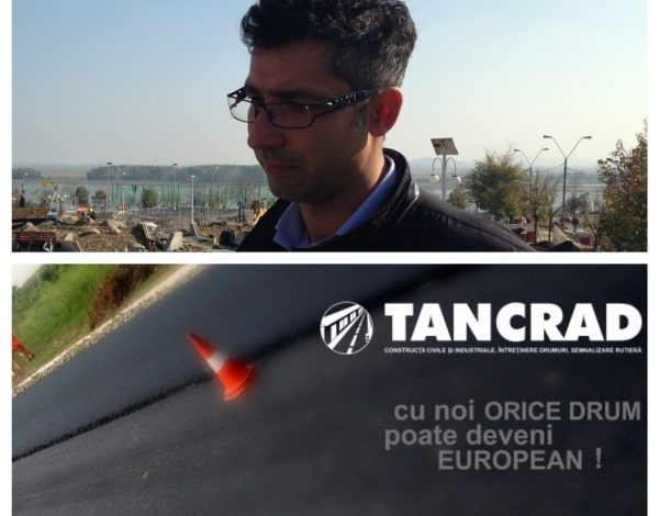 Ciumacenco a fost asociat cu Cristina Stăncic, soția bosului de la Tancrad