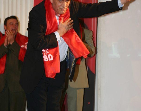 Plecarea lui Saghian din partid aruncă în aer PSD Galați