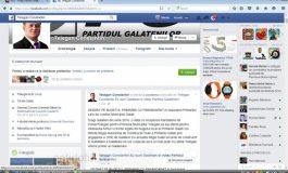 Încet dar sigur, candidații la Primăria Galați au aranjat viitorul orașului. Bineînțeles, doar pe internet!
