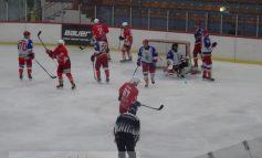 Jucătorii de la Dunărea s-au reapucat de hochei: 7-1 cu Progym Gheorgheni! (foto)