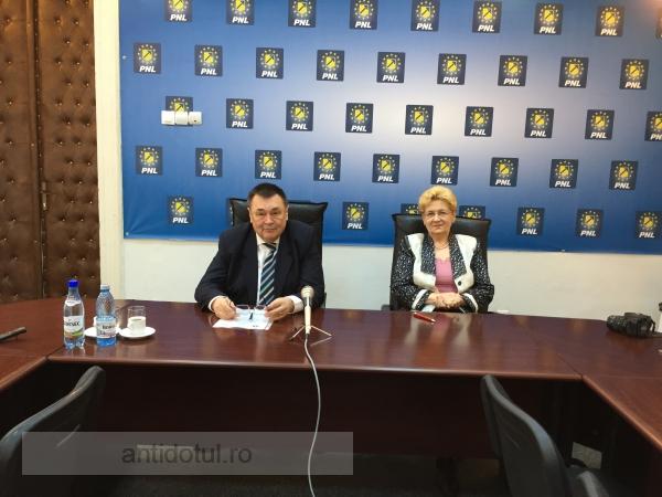 Tania Bogdan, desemnată candidatul PNL pentru Consiliul Județului