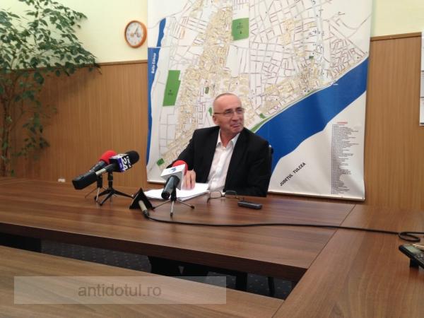 """Marius Stan despre Ionuț Pucheanu: """"îi sugerez, deocamdată, să-și dea demisia!"""""""