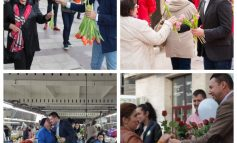 Am aflat de ce nu există poze pe facebook cu Marius Stan oferind flori de 8 martie