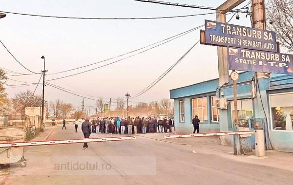 Vine miros de grevă de la Transurb