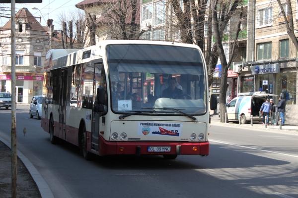 La starea vremii se anunță greve spontane în transportul gălățean și averse de înjurături de la populație
