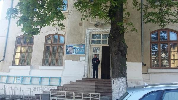 Bogdan Liviu Ciucă se mută la fostul liceu Al.I.Cuza