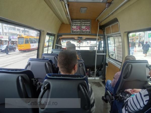 Motiv de scandal: Transurb nu afișează orarul autobuzelor minut cu minut