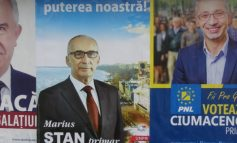 Un jaf de slogan, în ton cu candidatul Marius Stan