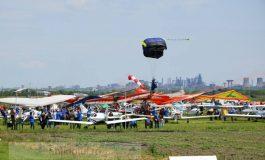Un grav accident s-a petrecut la mitingul aviatic de la Vădeni, Brăila