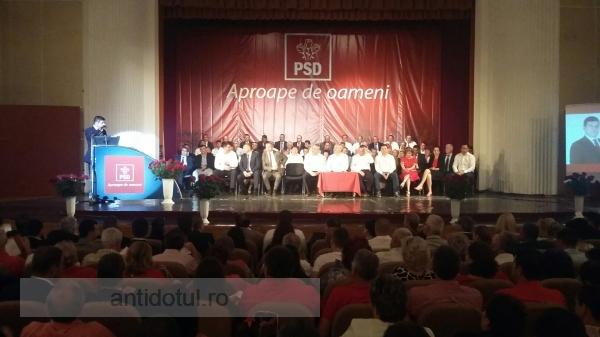 Președintele PSD Liviu Dragnea le-a cerut scuze gălățenilor pentru că, în 2012, i-a îndemnat să-l voteze pe Marius Stan