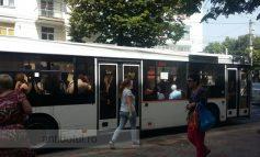 """La Galați s-a lansat programul """"Hai să transpirăm împreună în autobuz"""""""