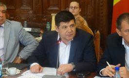Liberalii au cedat: Costel Fotea, de la PSD, este noul președinte al CJ Galați! (video)