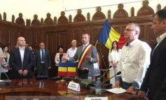 Este oficial: Ionuț Pucheanu a devenit primarul orașului Galați