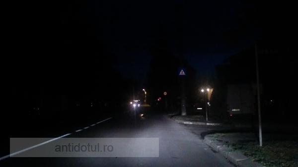 Iluminatul stradal în centrul Galațiului este asigurat de societatea Transurb