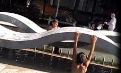 Splash! Minoritari la apă în mijlocul orașului!