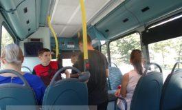 Autobuzele Transurb dezinfectate cu ajutorul unui echipament modern
