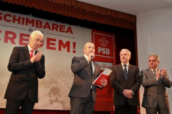 """Primarul Ionuț Pucheanu: """"Dacă ar fi pe teste de competențe și de performanță, cred că marea majoritate a noastră nu ne-am afla aici"""""""