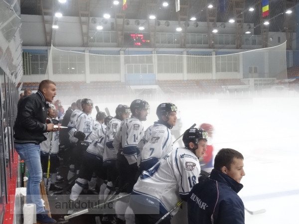 Final de senzație pentru Dunărea Galați, în primul meci acasă din Liga Mol