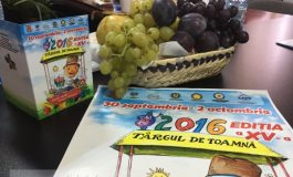 Trăiește sănătos, mănîncă românește! Vineri, la Galați, începe Tîrgul Recoltei