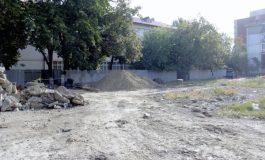 Au început lucrările la cea mai mediatizată viitoare parcare din Galați